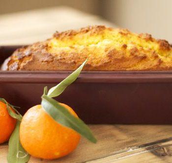 Cake aux clémentines de Corse de Maison Joséphine
