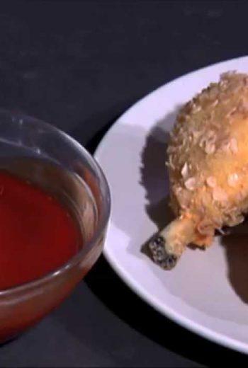 Chicken Wings et aigre douce à la clémentine de Corse de Abdel Alaoui