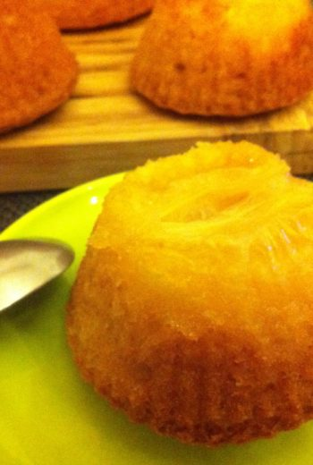 Gâteaux renversés à la Clémentine de Corse de Manger Lois